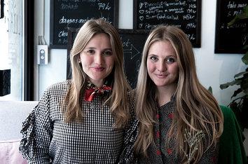 Klara och Hilda Skoglund - nordens natur, storstadsliv och säsongens lokala råvaror är drivkraften i vårt kök DEL 1