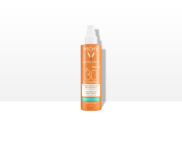 Beach Protect - Anti-Dehydration Spray - SPF 30