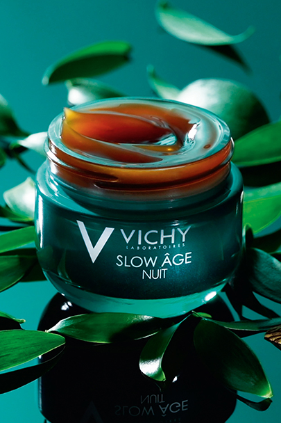 Dare to try Vichy Slow Âge Night