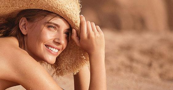 Är din hud skyddad på stranden?