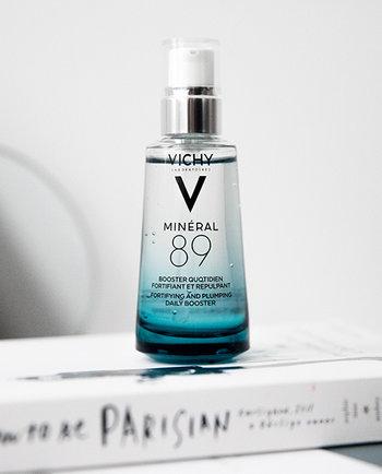 Minéral 89 inspirerat av Paris - när din hudvård ÄR din makeup