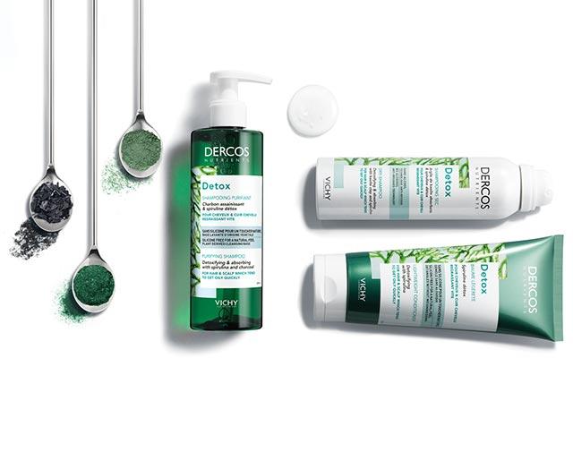 Detox torrschampo
