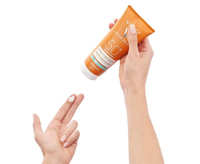Beach Protect - Multi-protection milk - SPF 50+