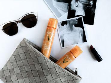 IDÉAL SOLEIL Face Mist - solkrämen du kan spraya över din sminkning