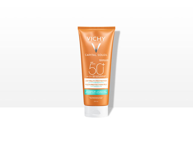 Beach Protect - Multi-protection milk - SPF 50+